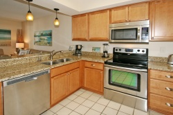 Designer Kitchen, Stainless Steel Appliances, Granite Countertops!